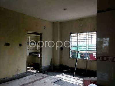 3 Bedroom Apartment for Sale in Dakshin Khan, Dhaka - 1200 Sq Ft A Nice Flat For Sale In Dakshin Khan Nearby Baitus Salah Jame Masjid