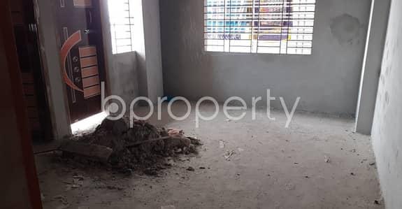 বিক্রয়ের জন্য BAYUT_ONLYএর ফ্ল্যাট - সাভার, ঢাকা - An Apartment At Dagormora , Near Dewgaon Baitul Mamur Jame Moshjid Is Up For Sale.