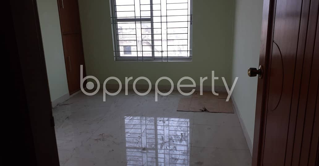 Get Comfortable In A Nice Flat For Rent In Chaitanna Goli Nearby Al-amin Zame Mosjid