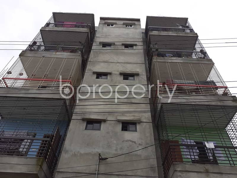 In Pallabi Apartment Can Be Found For Sale Near Ahsanullah Institute Of Information And Communication Technology