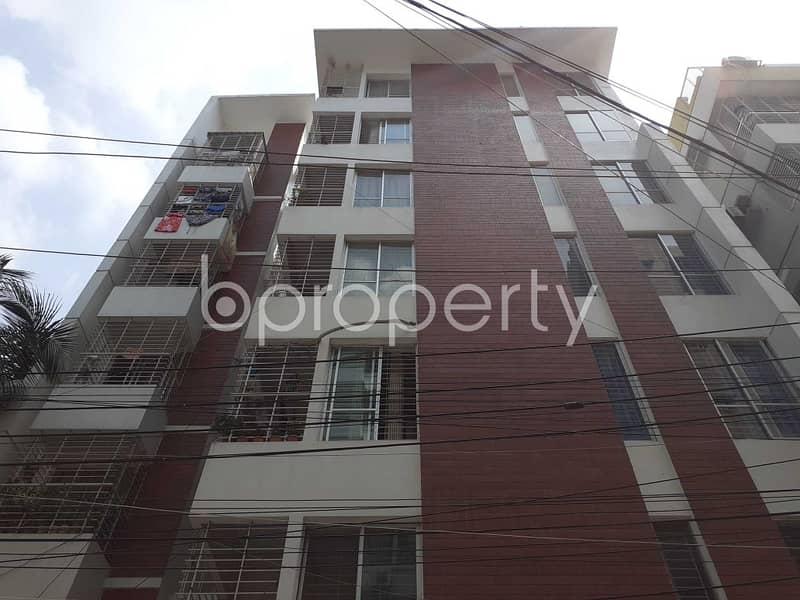 A Must See This Apartment For Sale Is All Set For You In Rupnagar R/a Near Monipur High School & College