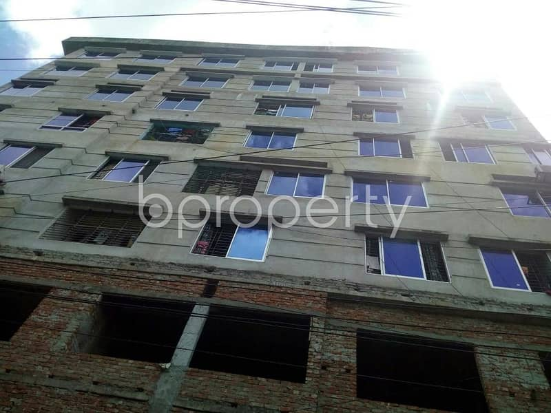Apartment for Sale in Lal Khan Bazaa near DBBL