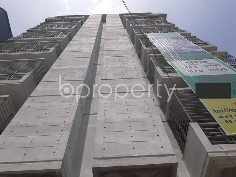 We Have A Ready Flat For Sale In Mohammadpur Nearby Bashbari Primary School