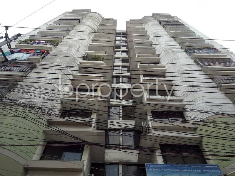 A 2130 Sq. Ft Apartment Up For Sale Is Located At Uttara, Near To First Security Islami Bank Limited