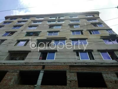 An Apartment Up For Sale Is Located At Lal Khan Bazaar , Near To Lalkhan Bazar Jame Mosjid.