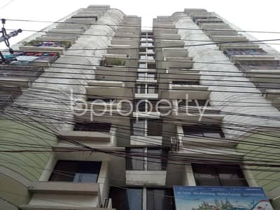 An Apartment Of 1500 Sq. Ft Is Up For Sale Is Located At Uttara, Near To First Security Islami Bank Limited.