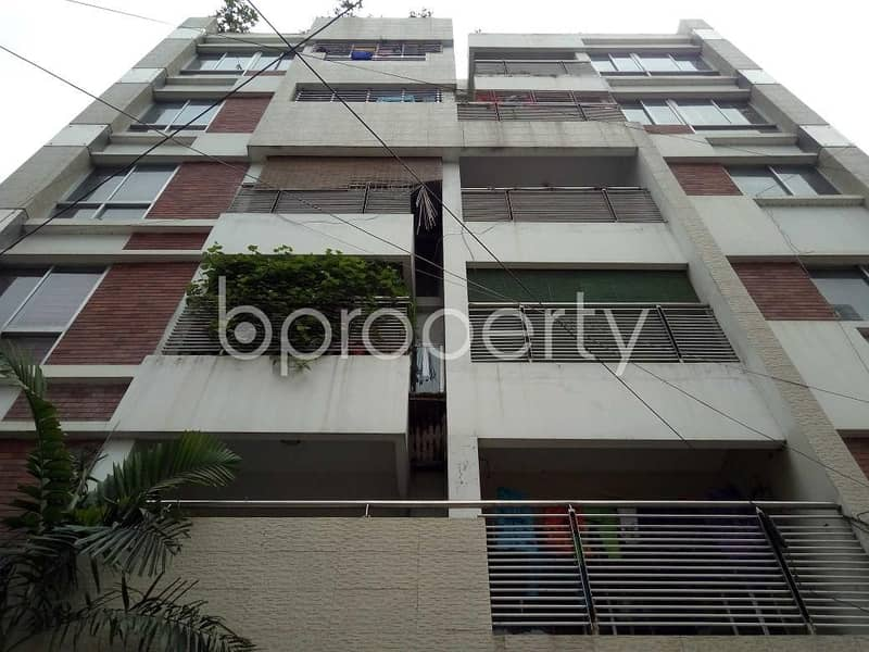 A 1600 Sq. Ft Apartment Up For Sale Is Located At Uttara, Near To First Security Islami Bank Limited