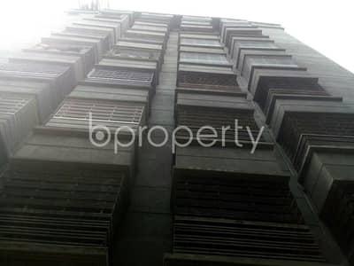 2 Bedroom Flat for Sale in Dakshin Khan, Dhaka - This 885 Sq. Ft Apartment At Goaltek , Near Goaltek Masjid Is Up For Sale.