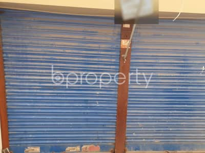 Shop for Rent in Jatra Bari, Dhaka - A 50 Sq. Ft Shop Is Up For Rent In Rasulpur Near Rasulpur Shahi Masjid.