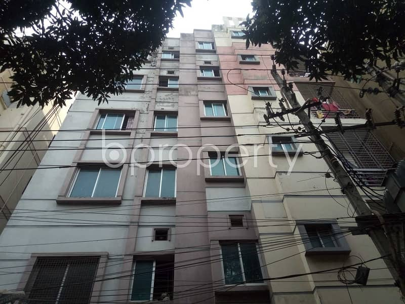 An Apartment For Sale Is In Maghbazar Close To Shah Shaheb Bari Mazar