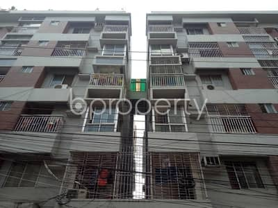 An Apartment Of 1475 Sq. Ft For Sale Is Located On Uttara Near Mawlana Manzil Private Mosque.