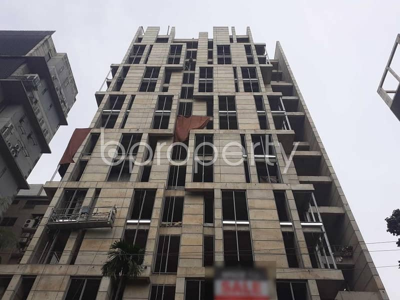 A 2795 Sq. Ft Commercial Space Is Available For Sale In Banani Nearby Royal University Of Dhaka.