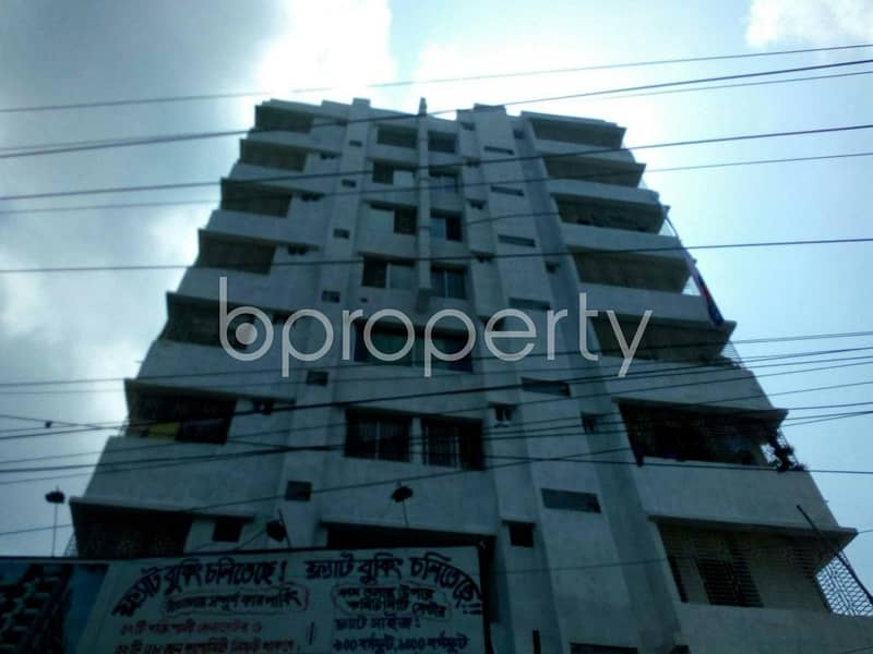 Apartment For Sale In Gazipur, Near Mollah Para Jame Mosque