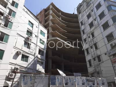 Floor for Sale in Bashundhara R-A, Dhaka - A Commercial Space Is Available For Sale In Bashundhara R-A Nearby Eastern Bank Limited.