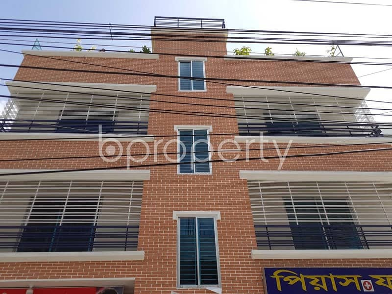 A Nice And Comfortable Full Building Is Up For Sale In Banasree Nearby Al-razi Islamia Hospital (pvt) Limited