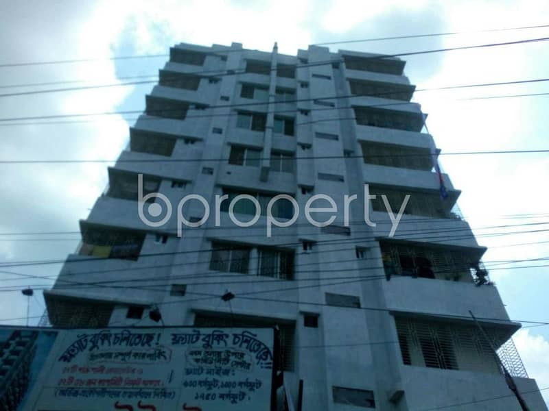 Ready Flat Is Now For Sale In Gazipur Nearby Mollah Para Jame Mosque