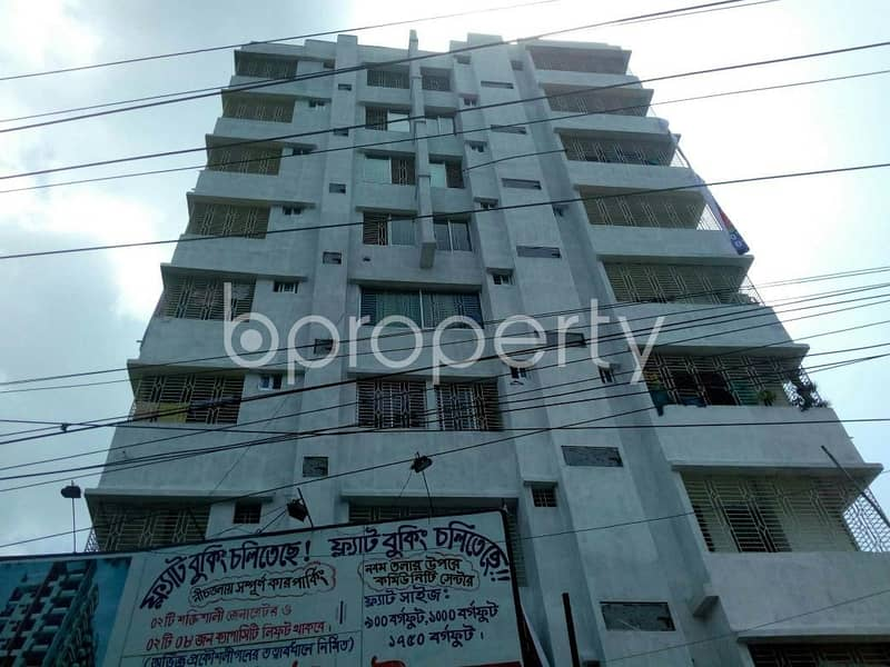 A Beautiful Apartment Is Up For Sale At Shimultoly Road Near Mollah Para Jame Mosque