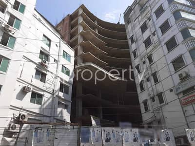 Floor for Sale in Bashundhara R-A, Dhaka - In The Location Of Bashundhara R-A An Commercial Floor Is Up For Sale Near Eastern Bank Limited.