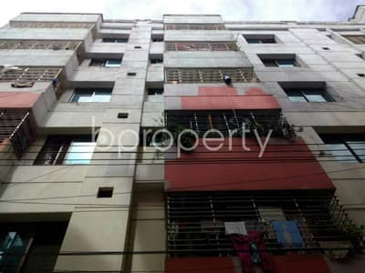 1 Bedroom Flat for Rent in Panchlaish, Chattogram - Well Developed Flat Is Up For Rent In Panchlaish Nearby Taherabad Masjid