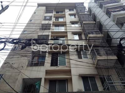 This 1600 Square Feet Apartment At Uttara , Near Sunbeams School Is Up For Sale.
