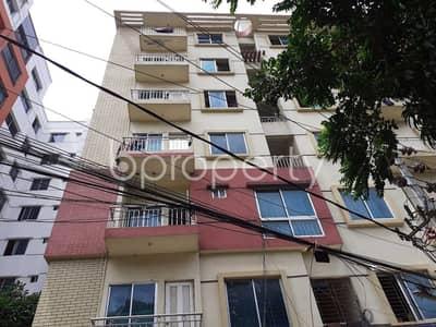 Nice Flat Can Be Found In West Kafrul For Rent, Near Halim Foundation Model High School