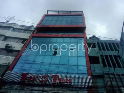 Office for Sale in Lal Khan Bazaar, Chattogram - An Office Space Of 2300 Sq. Ft Is Vacant For Sale In Dampara Near To Lalkhan Bazar Central Mosque.