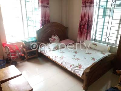 An Apartment Of 1280 Sq. Ft Which Is Up For Sale At Shekhertek Near To Baitul Ahsan Jame Mosjid.