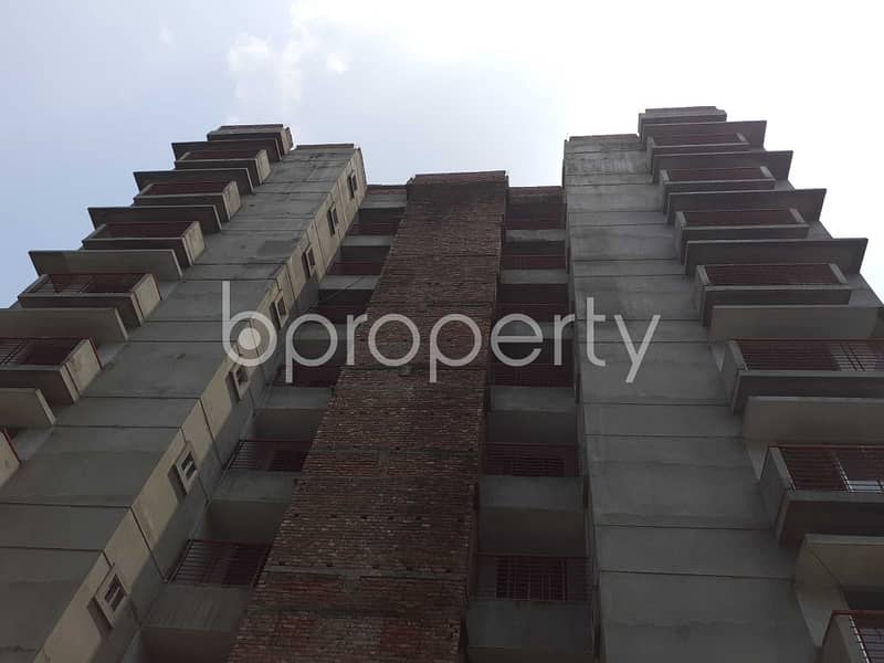 A Must See This Apartment For Sale Is All Set For You In Bashundhara Near Daily Shopping