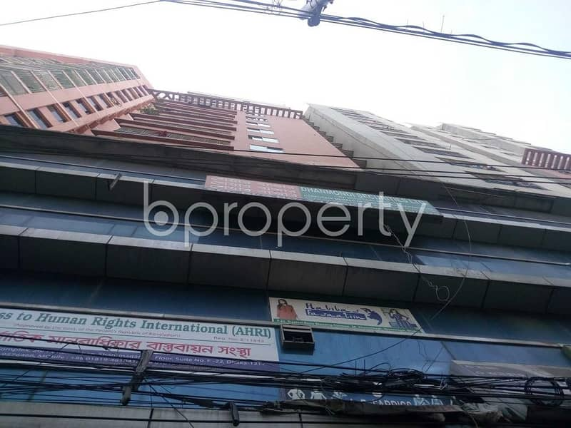 A Shop Is Up For Rent In Chamilibag Near Bangladesh Eye Hospital.
