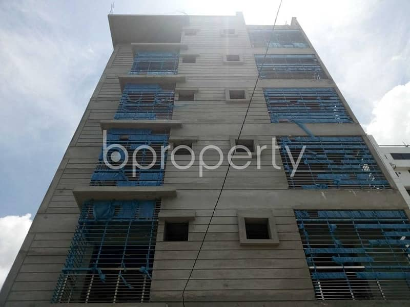 Impressive Flat Is Up For Sale In Aftab Nagar Near Baitullah Jame Mosque