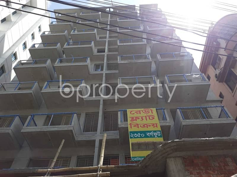 We Have A Ready Flat For Sale In Banani Nearby Banani Club Field