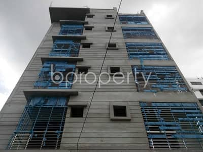 A Fine Flat Is Now For Sale Which Is In Aftab Nagar Near Baitullah Jame Mosque