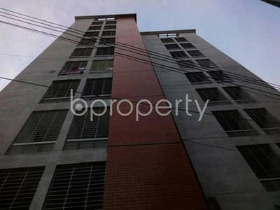 An Apartment Of 1190 Sq. Ft Up For Sale Is Located At Manikdi, Near To Mastertek Jame Masjid.