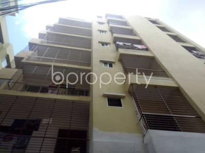 Create Your New Home In A Nice Flat For Sale In Bakalia, Near Union Bank Ltd.