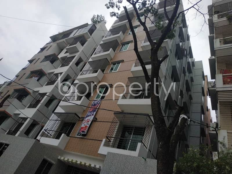 Nice Flat Can Be Found In Bashundhara For Sale, Near Chapra Mosjid