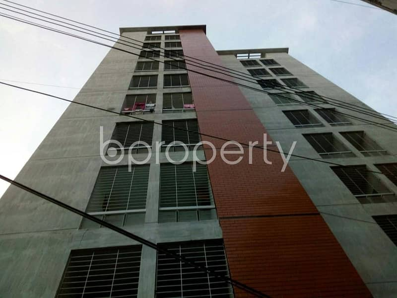 Flat for sale in Cantonment close to Manikdi Jame Masjid