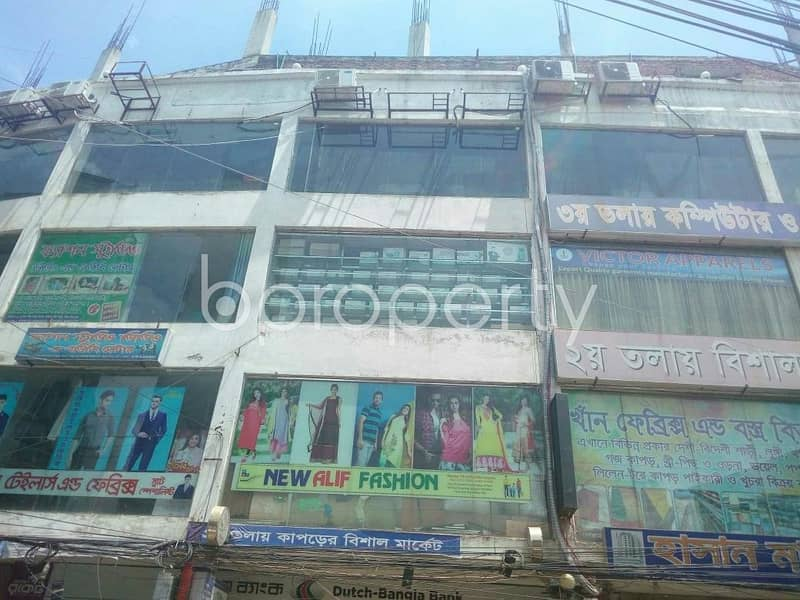 Lucrative Business Space Up For Sale In Dakshin Khan Near To Milestone School & College