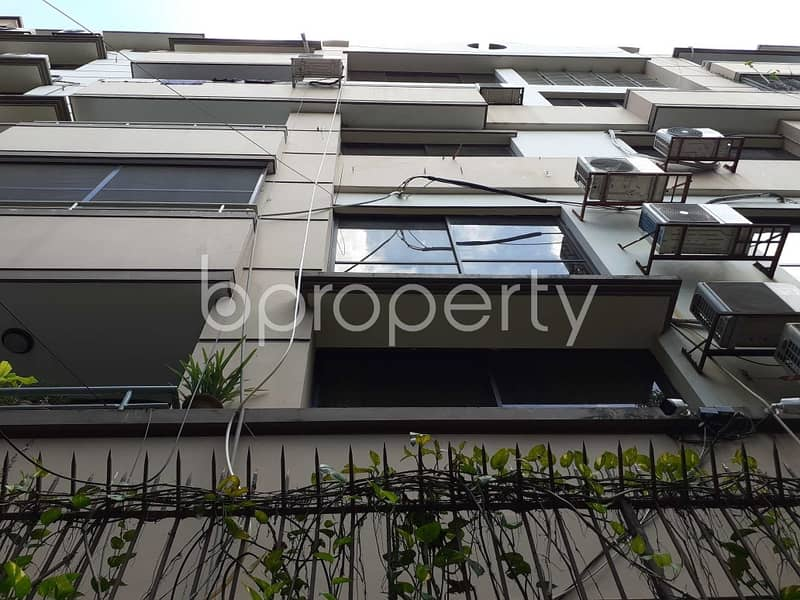 A Residential Apartment Is Up For Sale At Gulshan 2, Nearby Mutual Trust Bank Limited