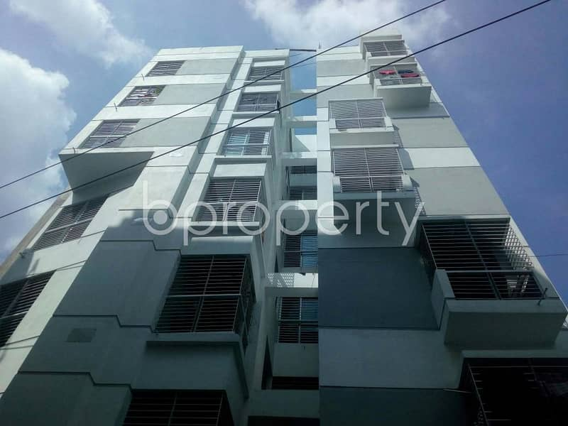 Check This Nice Flat For Sale At South Azampur Nearby Mollartek Udayan School And College