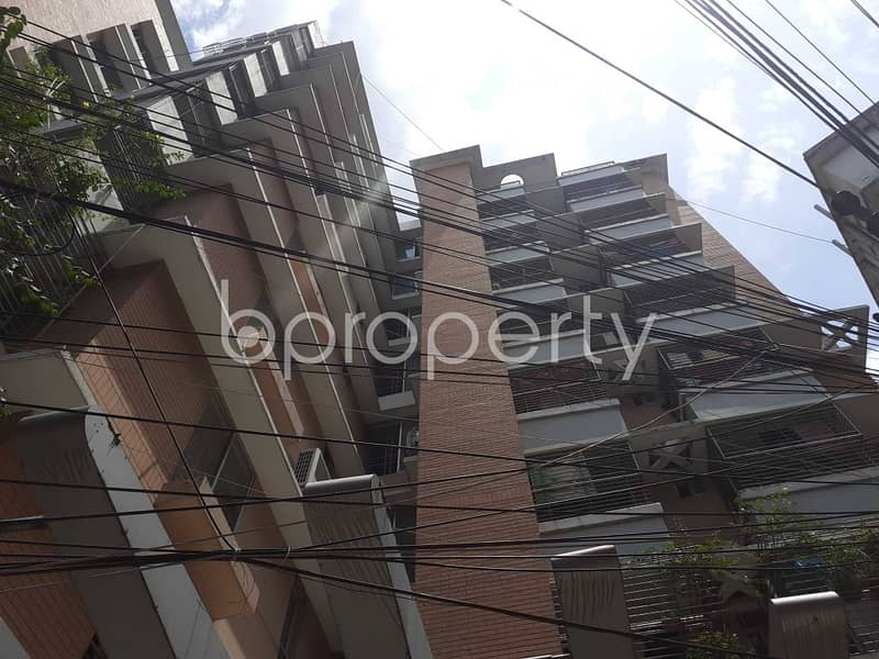 A Beautiful Apartment Is Up For Sale At Malibagh Near City Dental College