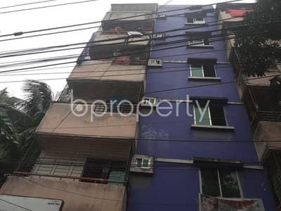 Properly Constructed Flat For Sale In North Jatra Bari, Near Jatrabari Madrasha Masjid