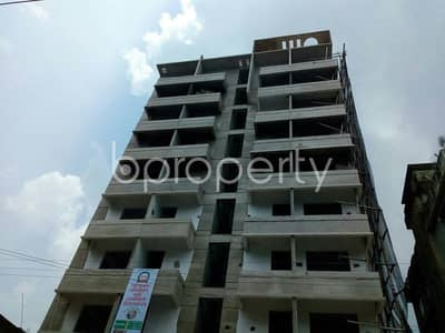 Flat for sale in Double Mooring near Padma Pukur Jaame Masjid