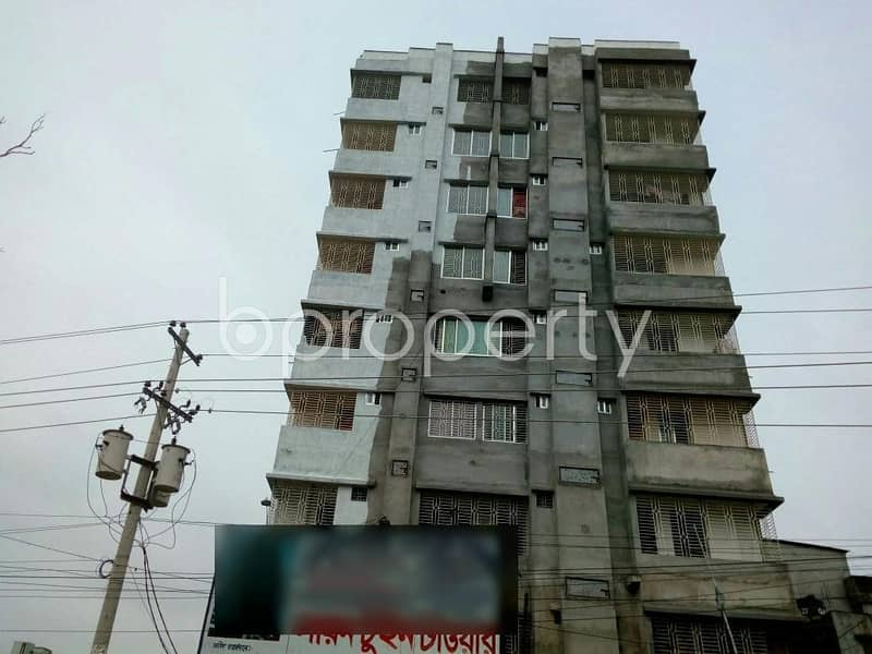 Near Chapulia Central Eidga Field Flat For Sale In Gazipur