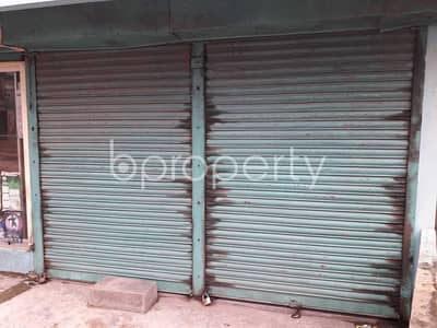 Shop for Rent in Ambarkhana, Sylhet - This shop is up for rent in Ambarkhana near Ray Hussain Mosque