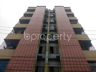 2 Bedroom Apartment for Sale in Khilgaon, Dhaka - Visit this apartment for sale in Khilgaon near Urika Homeo Hall.