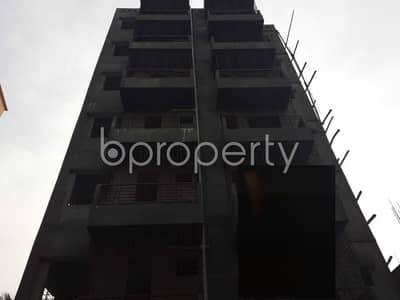 3 Bedroom Apartment for Sale in Banasree, Dhaka - Visit this apartment for sale in Banasree near Banasree Central Jame Mosque.