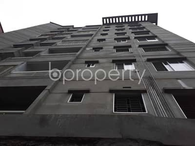Properly Constructed Flat For Sale In Malibagh, Near City Dental College