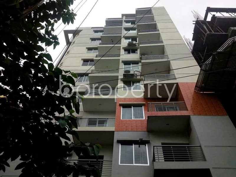 Startling Flat For Sale In Khulshi Nearby Port City International University