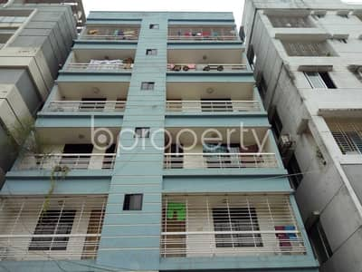 An apartment up for sale is located at Uttara, near to NRB Bank Limited