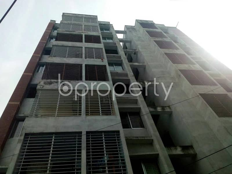 This Apartment Up For Sale In Khulshi, Near South Kulshi Masjid